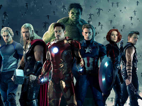 Fun Facts About The Avengers Age Of Ultron