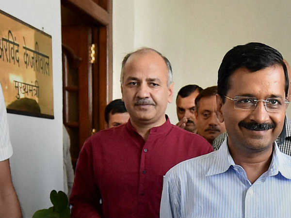 Arvind Kejriwal Stuck Into One More Sting Buying His Own Mla