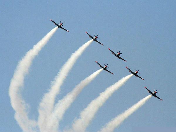 Gujarat Aero Conclave 2015 See Pics