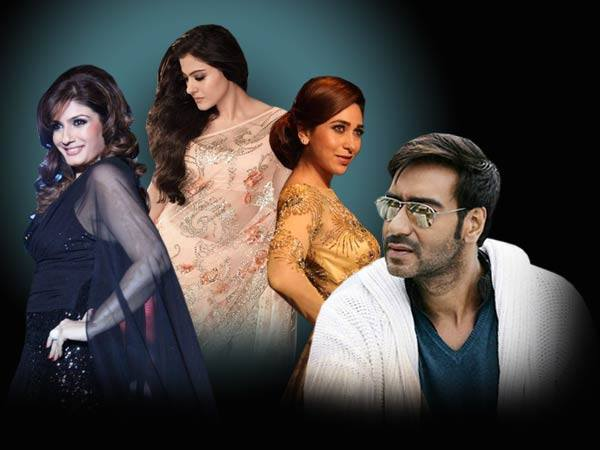 Complete Details About Ajay Devgn S Controversial Love Affairs