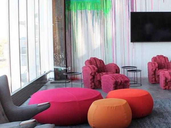 Inside Facebook S Futuristic New Headquarters