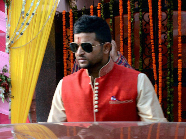 Cricketer Suresh Raina S Marriage Modi May Attend Party
