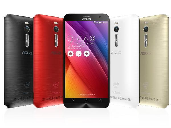 Asus Zenfone 2 Debut India On April