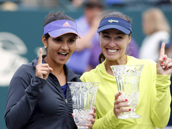 Sania Mirza Seals Historic World No 1 Rank With Charleston T