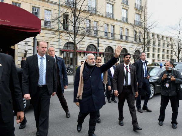 Modi Slams Nations Questioning India Over Global Warming