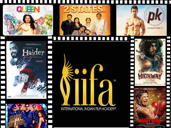 Iifa Nominations List Hindi Iifa 2015 Full Nomination List