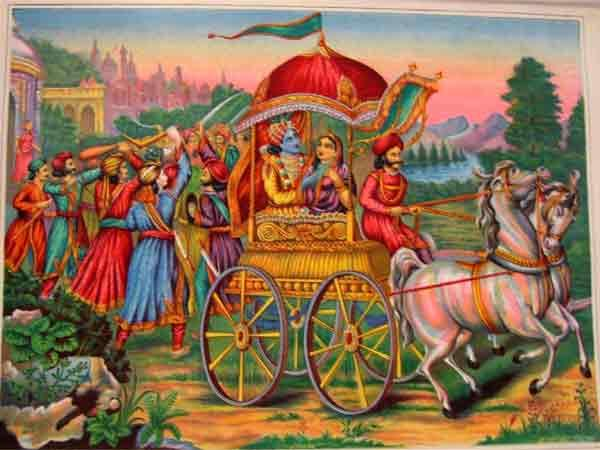 Why Lord Krishna Had