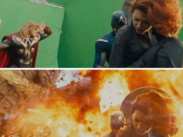 Vfx Special Effects Behind The Movies