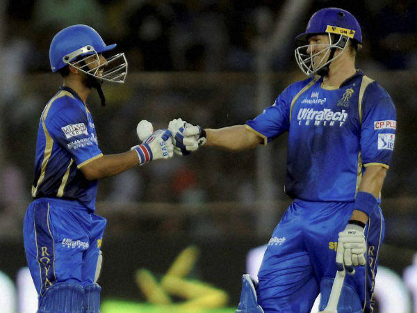 Rahane Nair Star As Royals Beat Daredevils 14 Runs