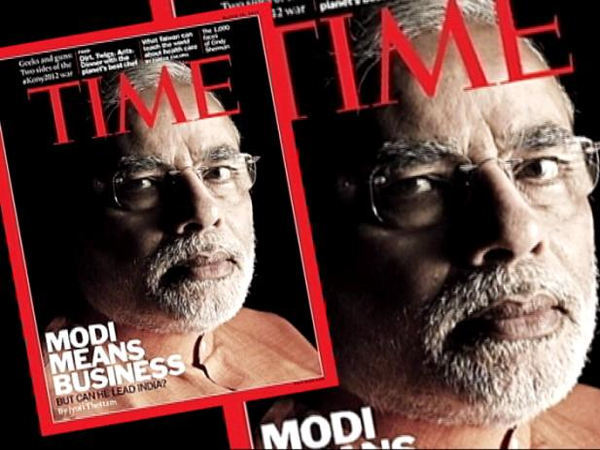 Pm Narendra Modi On Time Magazine S Cover Page Gives Exclusive Interview
