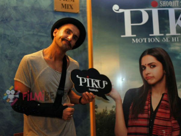 Piku Wins Over B Town Photos