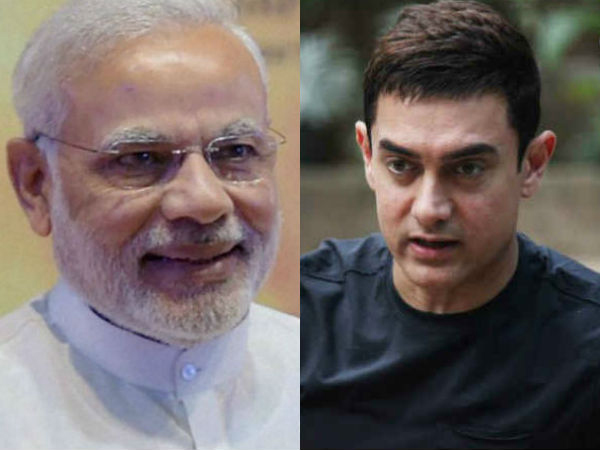 Aamir Khan Will Be Modi S China Bound Team
