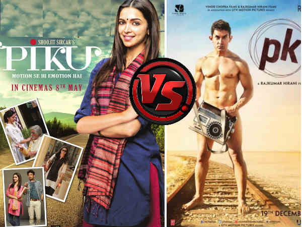 Why Is Deepika Padukone S Piku Better Than Aamir Khan S Pk