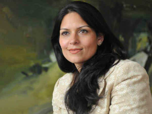 Gujarati Origin Priti Patel Becomes Minister Britain