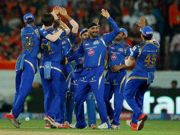 Mumbai Brush Aside Hyderabad March Into Ipl Play Offs