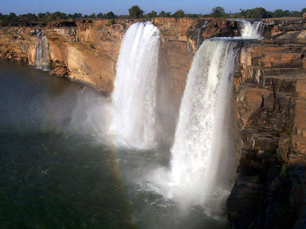 India Tourism Stunning Waterfalls North India