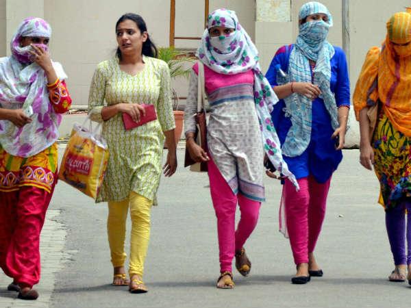 Weather Report Orange Alert Gujarat