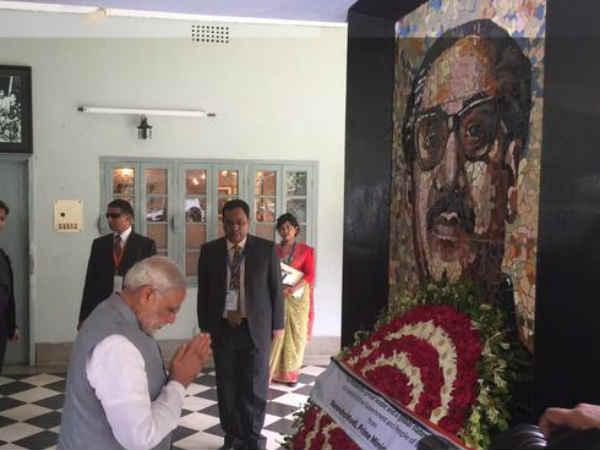 Narendra Modi Visits Bangladesh Tour Sheikh Hasina