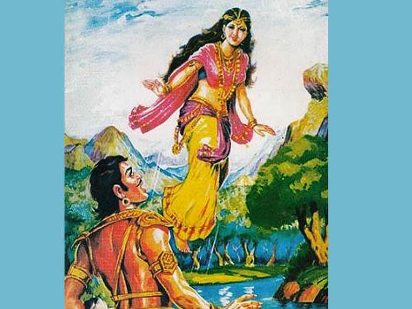The Love Story Uloopi Arjuna Mahabharth