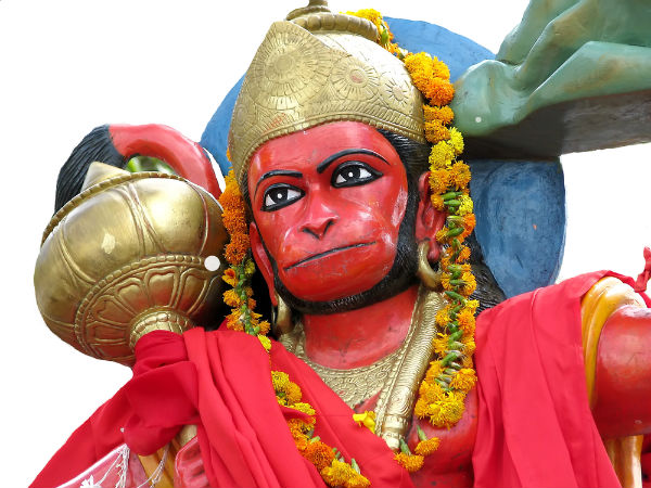 Did Lord Hanuman Have Son