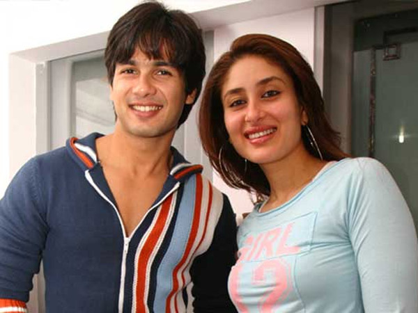 When Shahid Kapoor Told Kareena Kapoor About His Marriage