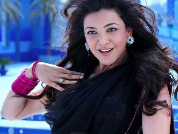 Stylish Diva Kajal Aggarwal Looks Stunning