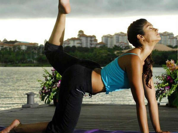Yoga Asanas Reduce Hypertension Naturally