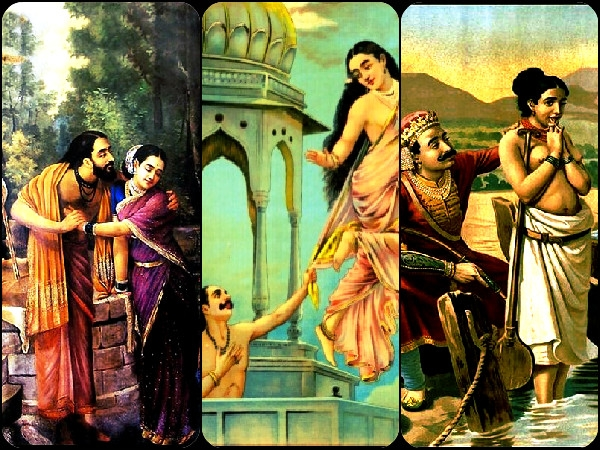 Love Stories From Mahabharat That No One Knows