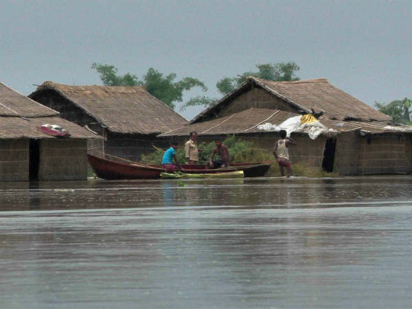 Assam Flood Situation Deteriorates
