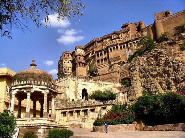 Historical Forts Of India