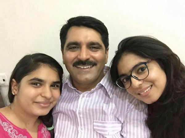 Narendra Modi Selfie With Daughter Trending On Twitter