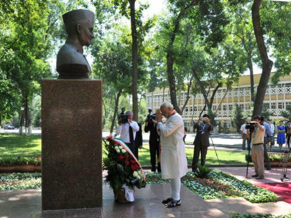 Modi Visit India Uzbekistan Boost Security Defence Ties