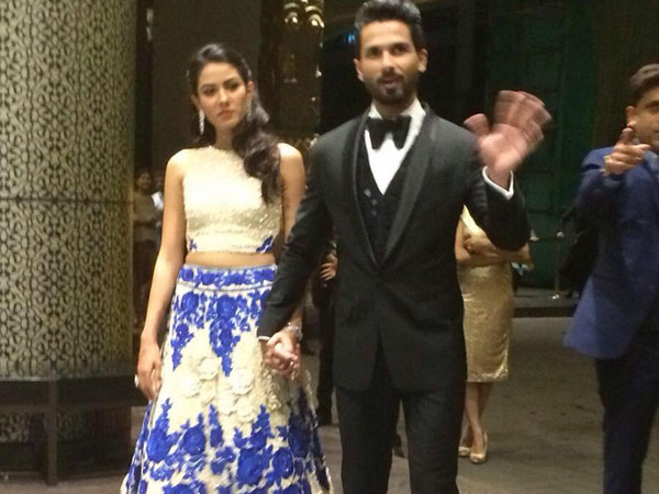 Shahid Kapoor Mira S Mumbai Wedding Celebrities Attendance