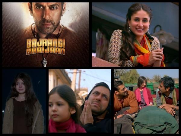 Salman Khan Said I Love You Because She Cried Bajrangi Bhaijaan