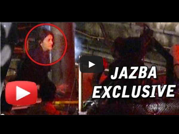 Aishwarya Rai Jazbaa Fight Scene Leaked On Youtube