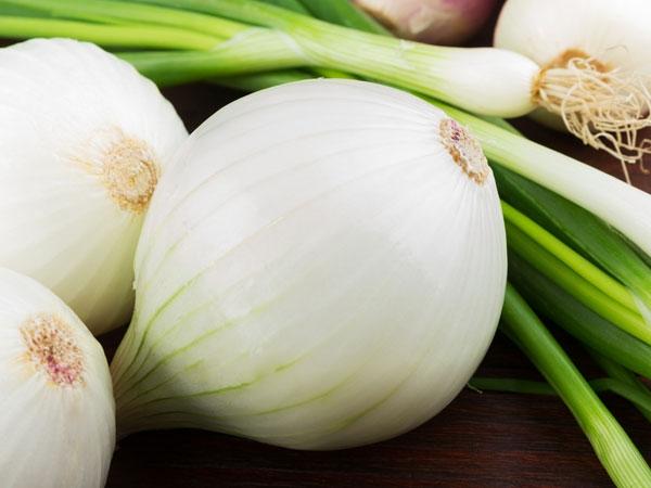 Health Benefits White Onions