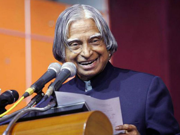 When Kalam Refused Sit On Presidential Chair At An Event