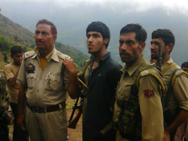 Lashkar Terrorist Kasim Khan Caught Alive Security Forces Udhampur Jammu Kashmir