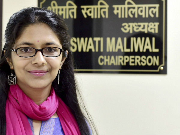 Lakh Condoms Means 6 Lakh Rapes In Delhi Dcw Chief Swati Maliwal