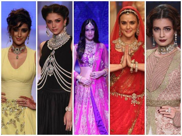 Iijw 2015 Ileana D Cruz Kriti Sanon Bollywood Showstoppers