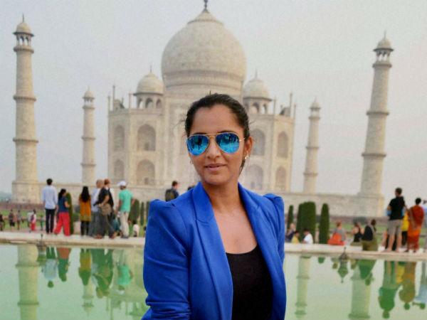 Pics Sania Mirza Glad Be Recommended Khel Ratna