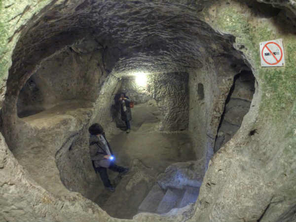Pictures Of World S Four Underground Cities