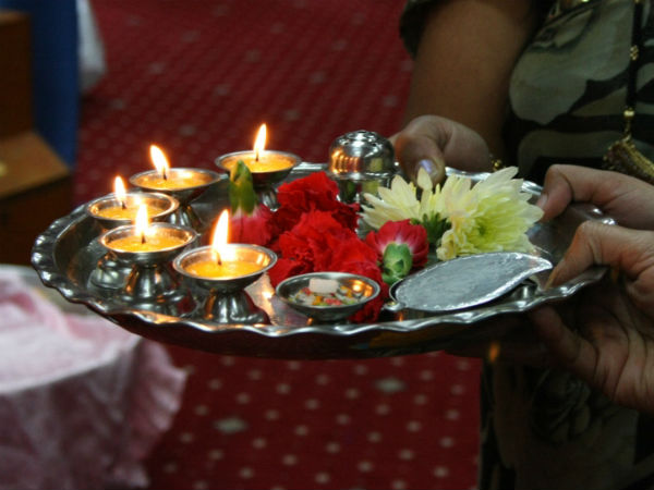 Why Is Ghee Lamp Preferred Oil Lamp During Puja Ritual