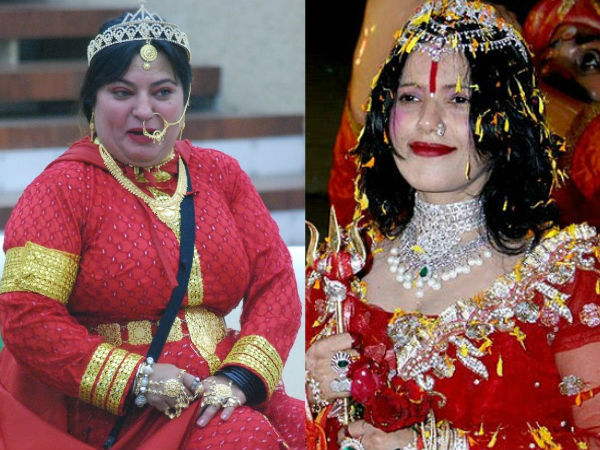 Dolly Bindra Alleges Threat To Life Files Complaint Against Radhe Maa