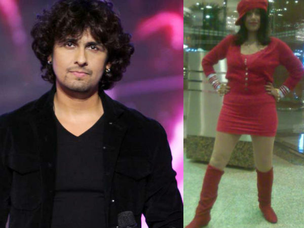 Singer Sonu Nigam Twitted In Support Of Controversial Godwoman Radhe Maa