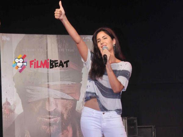 Katrina Kaif Looks Stunning At Phantom Promotion