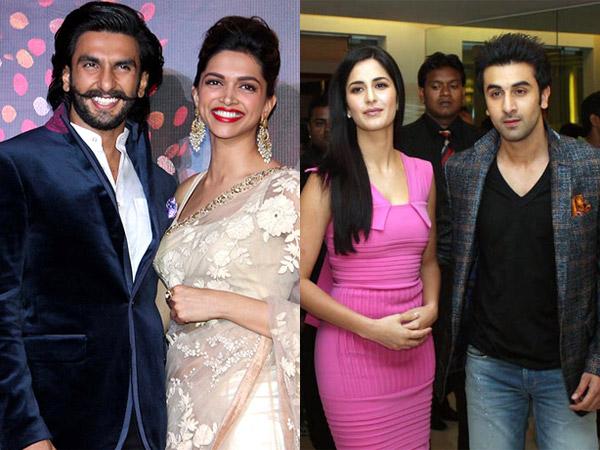 Katrina Kaif Comment About Ranbir Kapoor Ranveer Singh Deepika Padukone Jealous