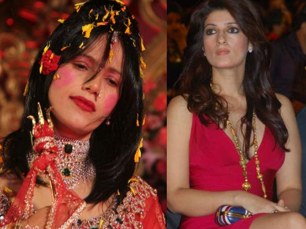 Radhe Maa S Gatherings Are Satsang Or Dance Bar Asks Bollywood Actress Twinkle Khanna