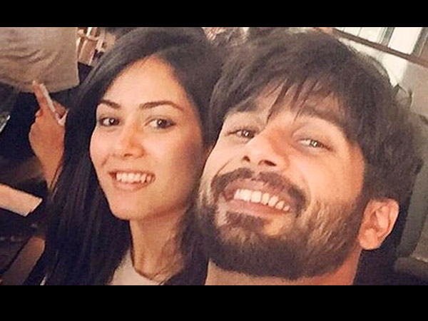 Must See Shahid Kapoor Mira Rajput Honeymoon Pictures