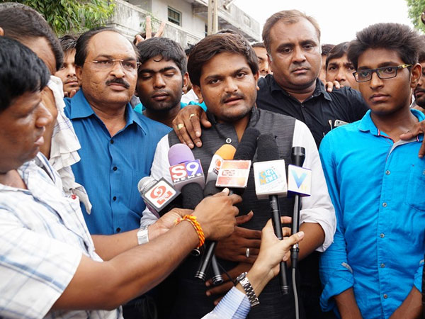 Obc Quota Patels Hold Mahakranti Rally Today Call City Bandh